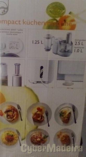 Robô de cozinha