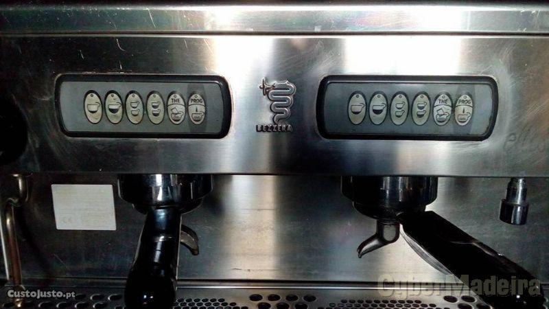 Máquina de Café Bezzera 2 grupos