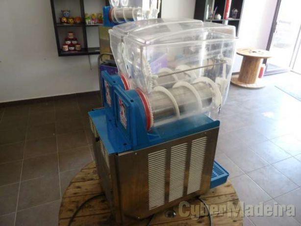 Máquina de granizados SPM 2 cubas