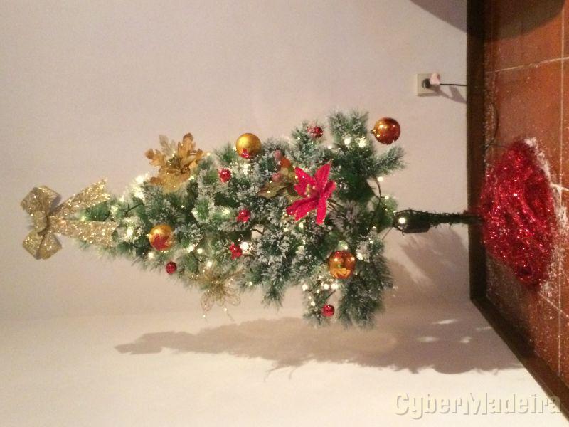 Arvore natal c  decoração