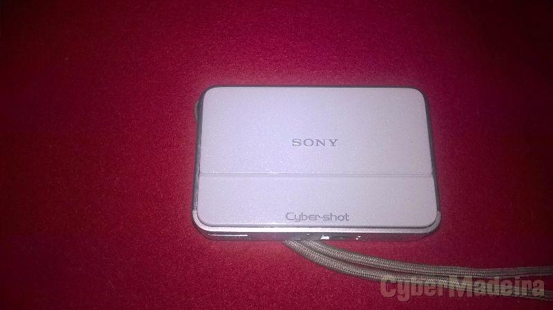 Máquina fotográfica E filmar Sony cybershot boa oportunidade aproveite