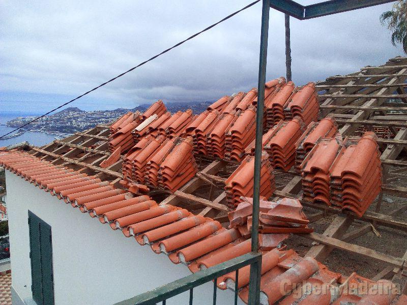 Construção civil reconstruções