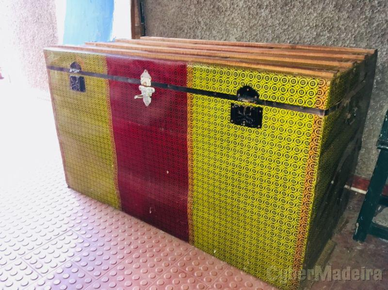 Arca - mala do dote - vintage