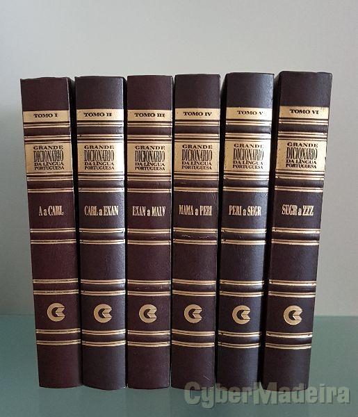 Colecção Grande Dicionário da Língua Portuguesa