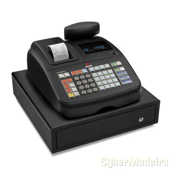 Registadora Olivetti ECR 6800 LD