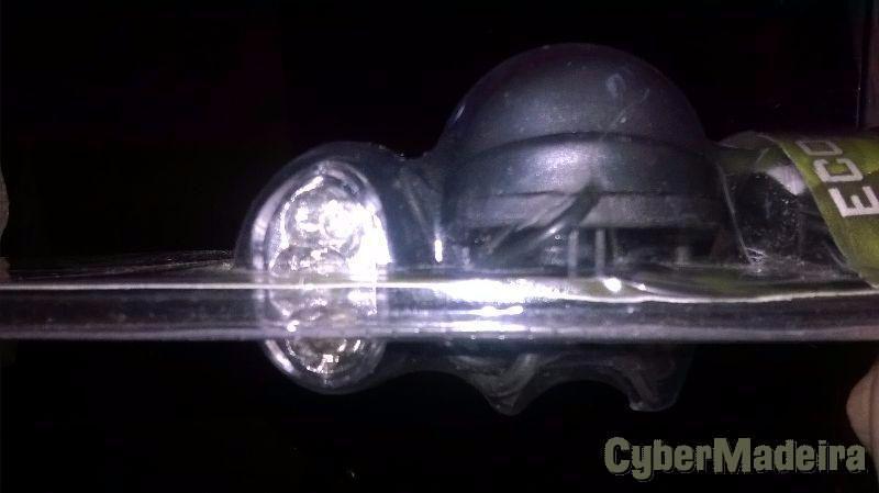 2 luzes led da marca uni-com, dianteira E traseira para bicicleta. novas  ainda dentro da embalagem.