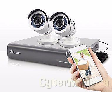 Sistemas de video vigilância