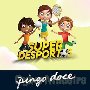 Cartas Super Desportos - Pingo Doce