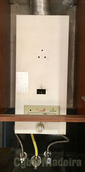 Esquentador electrónico