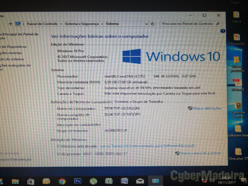 Desktop I3