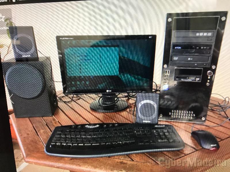 Computador de secretaria