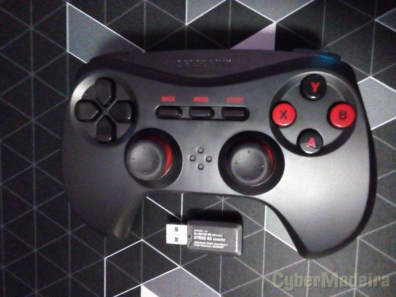 Gamepad wireless: speedlink strike nx