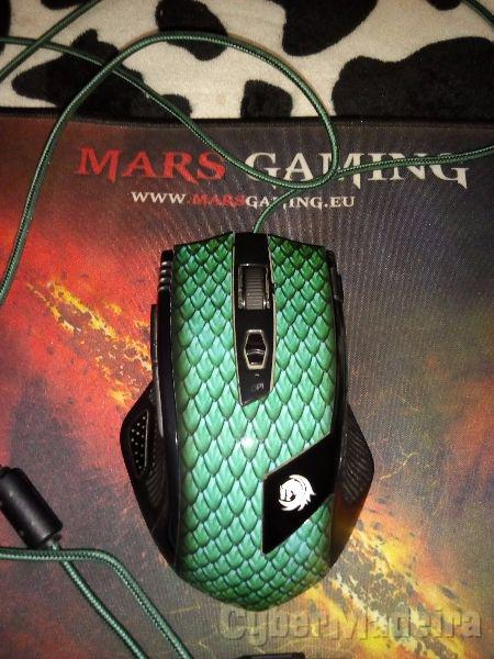 Rato gaming: sharkoon drakonia