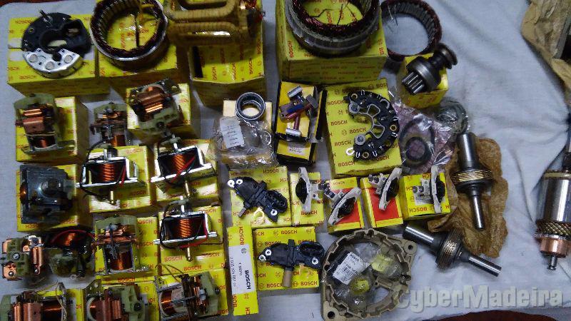 Lote de peças novas Bosch(melhor oferta)