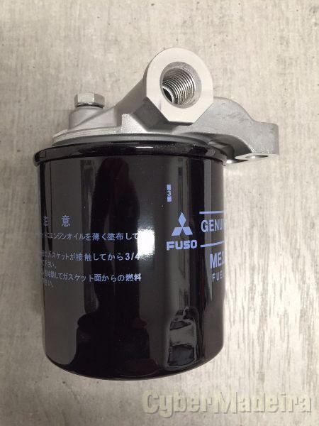Filtro gasóleo completo mitsubishi canter refº oe ME229356