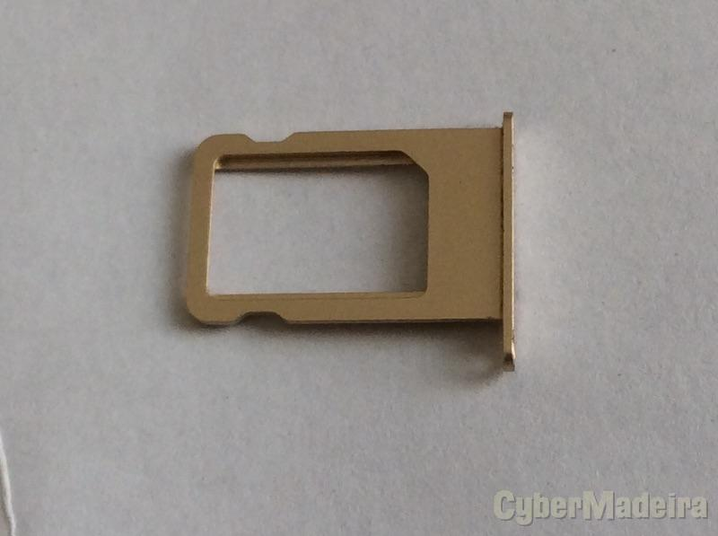 Leitor de cartão SIM iPhone SE