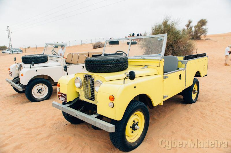 Material Land Rover Serie 1