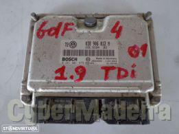 Instalacao E centralina golf MK4 tdi 110
