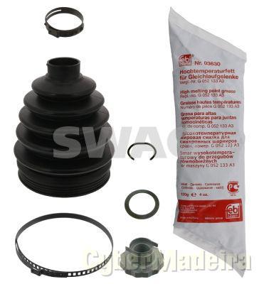 Jogo de foles, veio de transmissão termo-plástico lado da roda Audi - Seat - skoda - vw  refº oe 1K0498203 - 6Q0498203A
