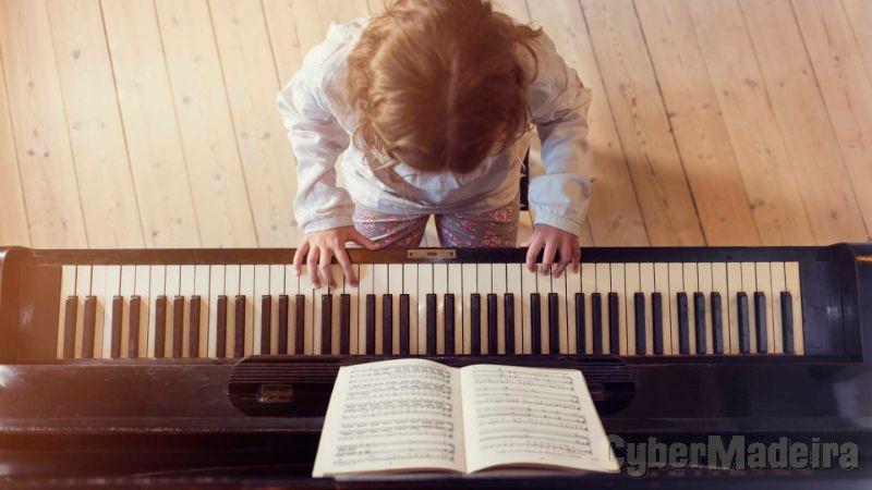 Aulas de Piano em sua casa