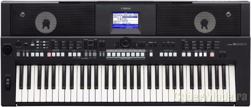 Piano - arranger profissional- yamaha psr S650