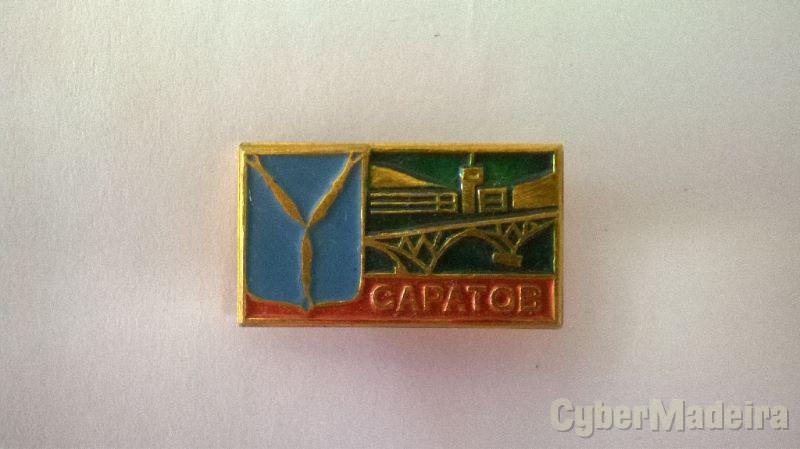 Crachat da Cidade de Saratov