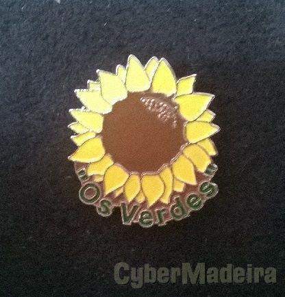 Pin oficial do PEV
