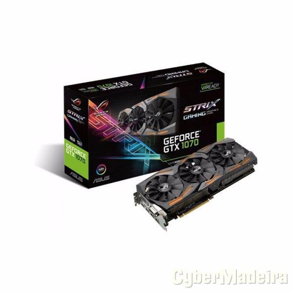 Asus geforce GTX1070 rog strix 8GB GDDR5