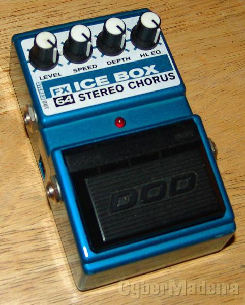 Chorus dod fx 64 icebox made in usa