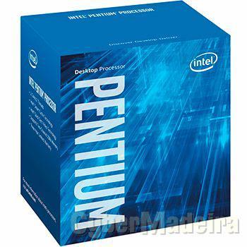 Intel pentium G4400 1151 3.3GHZ 3MB 2C2T 54W box