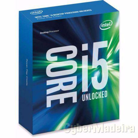 Cpu I5-6600K.