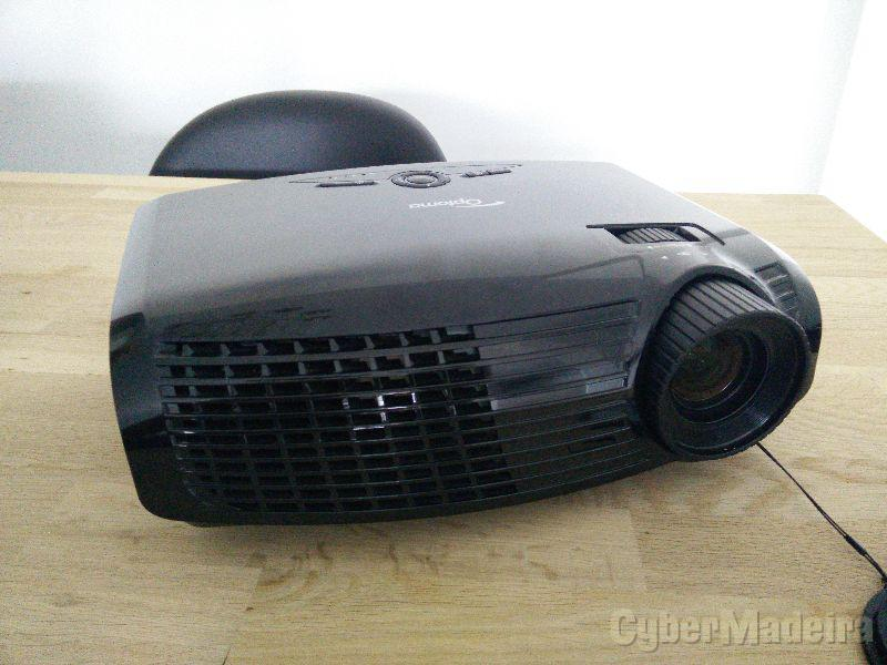 Optoma HD200X 1080P full hd home cinema projector