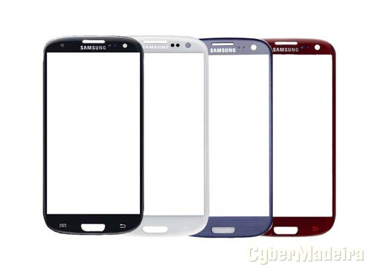 Front cristal samsung S3