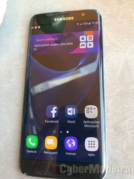 Samsung S7 edge preto
