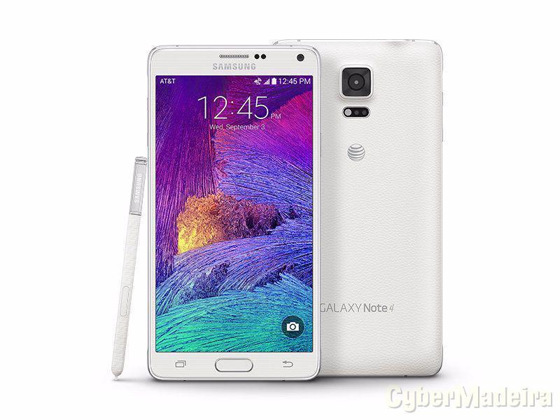 Samsung note 4 branco