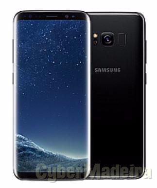 Samsung S8 plus 64 gb  preto meia-noite
