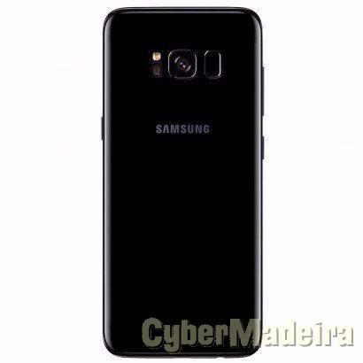 Samsung galaxy S8 preto