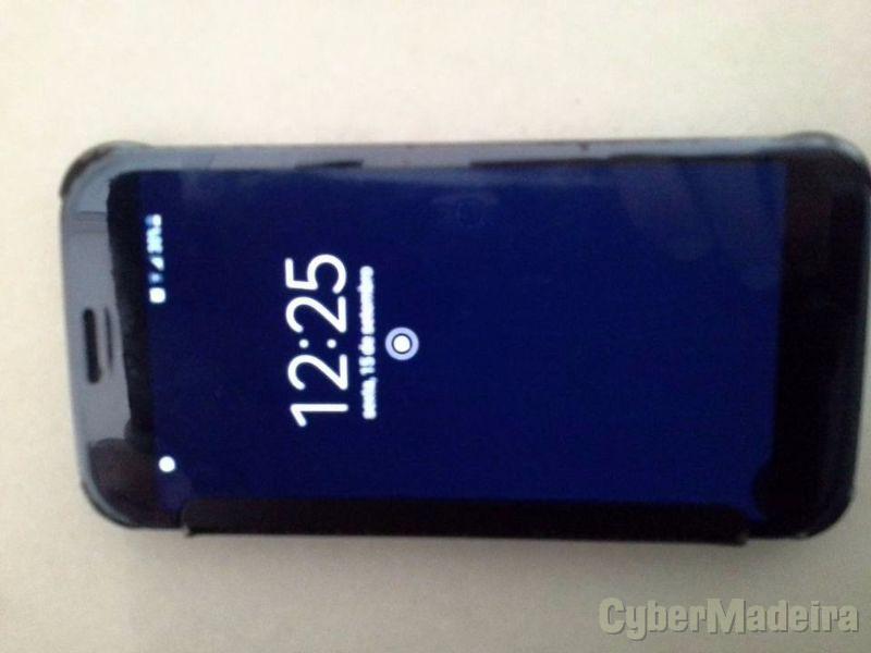 Smasung galaxy S6 32GB blue topaz desbloqueado