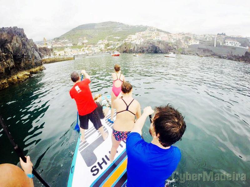 Madeira Sup Tours RUA ENGENHO DO MEL 2, 1A 9000-162 São Pedro, Cruz de Carvalho