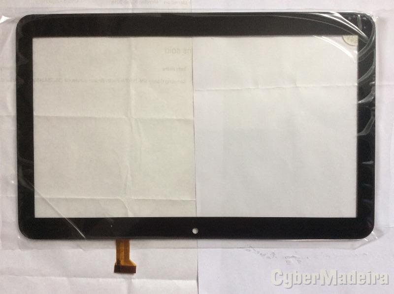 Vidro tátil touch screen tablet Overmax Qualcore 1020 3GOutras