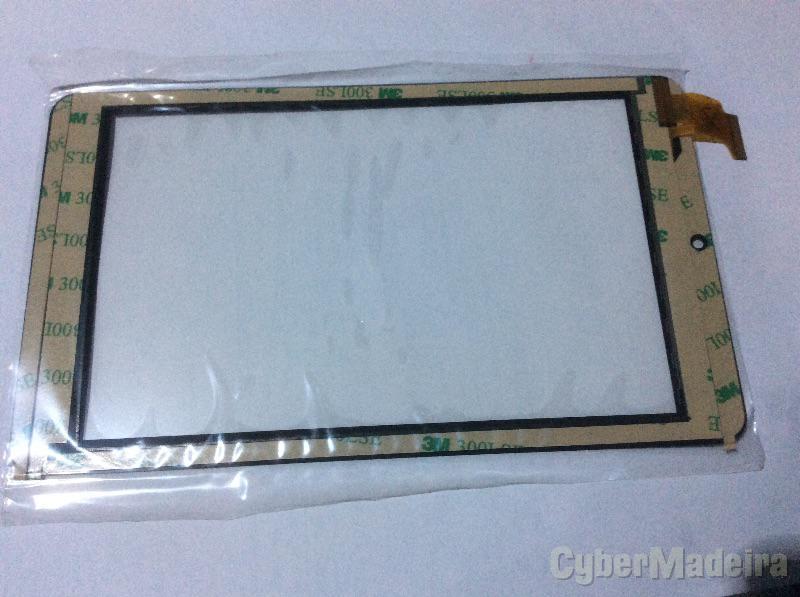 Vidro tátil   touch screen QCY-070157 FPC_V1.0Outras