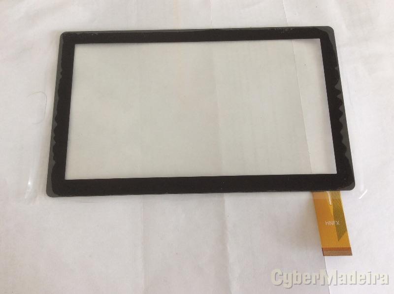 Vidro tátil touch screen HNFX para Tablet 7Outras