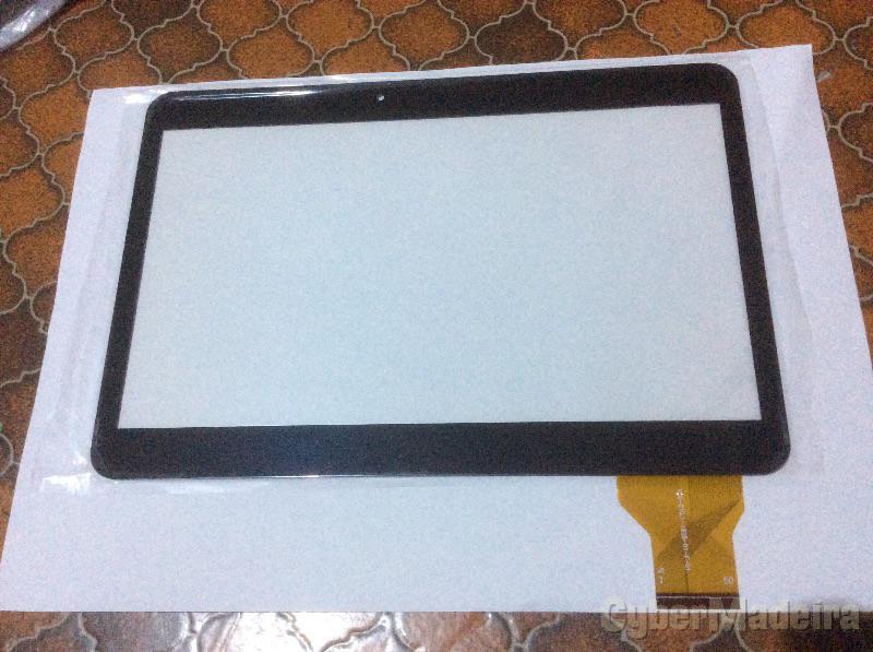 Vidro tátil   touch screen YCG-C10.1-182B-01-F-01 para tablet 10.1Outras