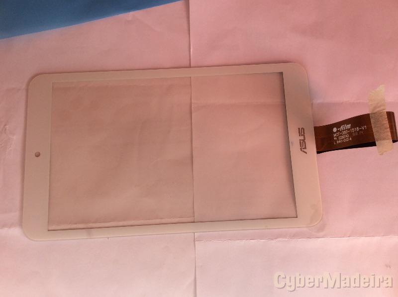 Vidro tátil touch screen Asus Memo Pad 8 ME180 ME180AAsus