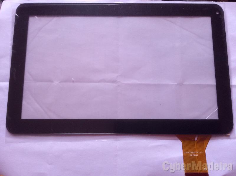 Vidro tátil touch screen VTC5010A22-FPC-2.0   VTC5010A22FPC20Outras
