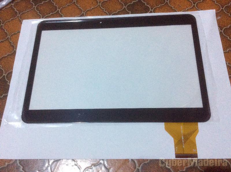 Vidro tátil   touch screen YLD-CEGA300-FPC-A0 para tablet 10.1Outras