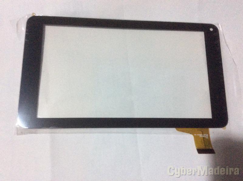 Vidro tátil touch screen DH-0706A1-FPC04   DH0706A1FPC04Outras