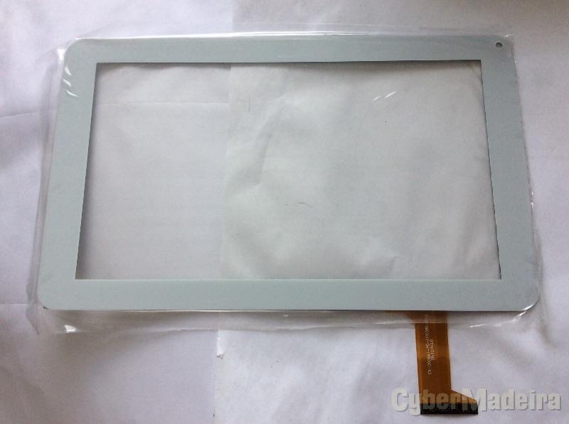 Vidro tátil touch screen CX-0926A1-PG-FPC080-V3.0Outras
