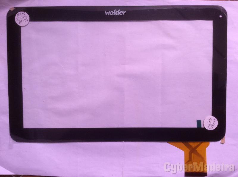 Vidro tátil   touch screen wolder mitab epsilon 10.1  16.9Outras