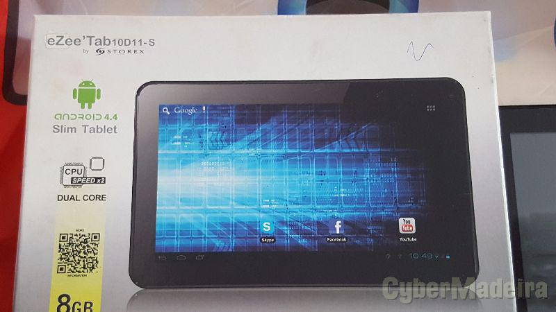 Tablet 8 gb Outras